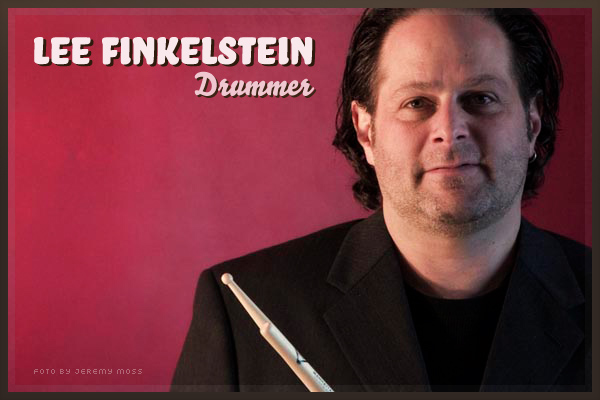 Lee Finkelstein, Drummer, New York City